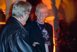 Bill Walton and Ezra Idlet